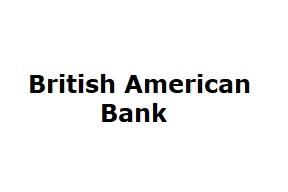 British American Bank