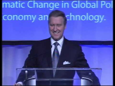 Former US Secretary of Defense, William Cohen