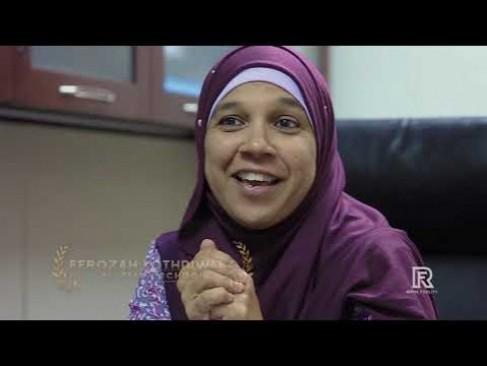 Ferozah Kothdiwala – Al-Falah School