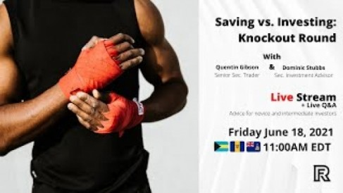 Knockout Round: Saving vs Investing