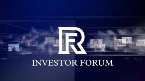 RF Investor Forum 2020