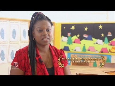 Shadea Broomes - All Saints'' Nursery School