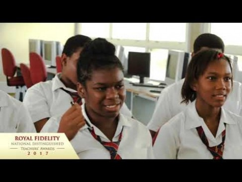 Sheena Stoute - Alleyne Secondary