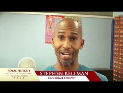 Stephen Kellman - St. George Primary