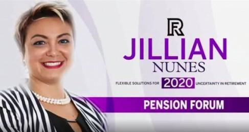 Strategies for Retirement Planning (Barbados), Jillian Nunes, RF Pension Webinar 2020