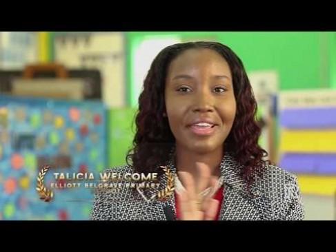 Talicia Welcome - Elliott Belgrave Primary School