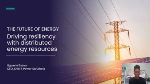 The Future of Energy: Driving resiliency with distributed energy resources