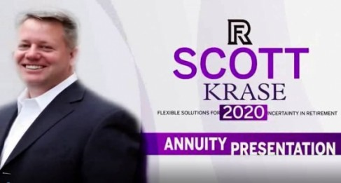 The Truth About Annuities, Scott Krase, RF Pension Webinar 2020