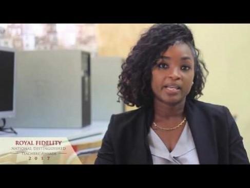 Tikesia Clarke - Christ Church Foundation